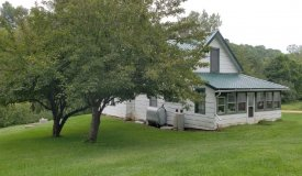 Hunting Property w/Farmhouse For Sale Richland County WI