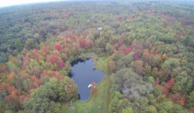 Turnkey Quality Hunting Parcel in Adams County