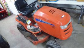 Mower, Sporting Goods, Tools and Garage Items