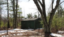 Clark County Deer Camp with Small Cabin