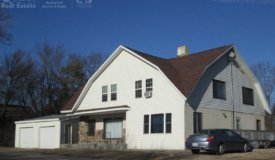 Great Duplex in Quiet Village of Briggsville, in Marquette County
