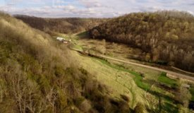 Whitetail & Trout Retreat For Sale in Southwest Wisconsin