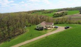 Custom Built Country Home Dane County Wisconsin
