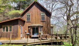 Cabin with Hunting Land for Sale Richland County WI