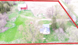 Country Home with 5 Acres of Country Living Columbia County WI