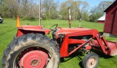 The Tractors, Outdoor and Household Online Only Auction