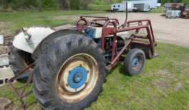 The Tractor, Trailer, Yard Cart & More Online Only Auction
