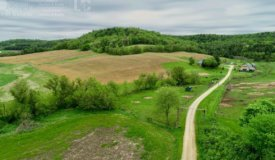 Remodeled Farmhouse with Hunting Land in Hillsboro, WI