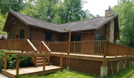 Hunting Property with Well Maintained Home Crawford Cty, WI
