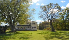 Beautiful Country Home on 4.94 acres between LaValle and Wonewoc in Sauk County