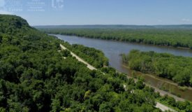 Lot For Sale Near Mississippi River in Genoa, WI