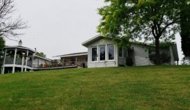 County Home and Acreage w/Workshop/ Hunting Land for Sale Richland County WI