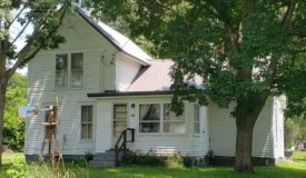 Two Story Home on large Corner Lot in the Village of Sextonville WI