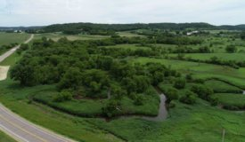 Quality Hunting Property with Creek Frontage Sauk County WI