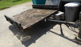 The Trailer, Running Gear, Vintage & Antiques Online Only Auction
