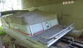 The Pontoon, Car, Garage Items & Household Online Only Auction