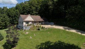 Peaceful Country Home with Hunting Land for Sale