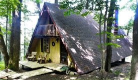 Waterfront Cabin w/River Frontage Richland County WI for Sale