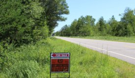 39+/- Wooded Acres in Wood County WI