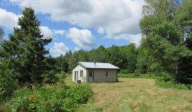 Off Grid Cabin on 84 Acres Near Glidden,WI