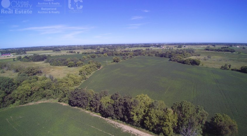 Tillable/Hunting Land For Sale-Dodge County