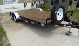 The 2016 PJ Tandem Axle Trailer Online Only Auction