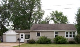 Wood County Wisconsin Home with Updates