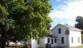 Small Town Central WI River Town Home for Sale