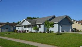 Portage WI 3 Bedroom Ranch Home