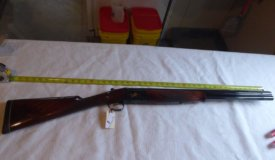 Guns for the Briggsville Online Only Auction