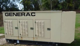 2006 Generac Generator Online Only Auction