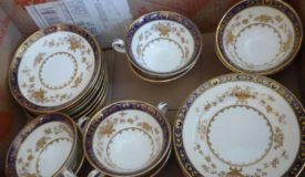 Antique Dishware, Collectibles & Household Online Only Auction