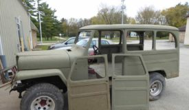1963 Willys, Sporting Goods and Garage Items Online Only Auction