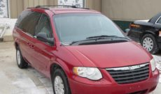 The 2005 Chrysler Mini Van & 2009 Gem ELXD Online Only Auction