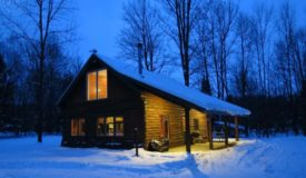 Log Cabin Retreat in Southeastern Marathon County WI