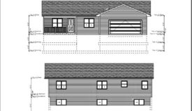New Construction Portage WI Home Columbia County
