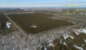 Recreational & Timber Investment Land For Sale Near Wisconsin Dells, WI