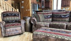 The Roughing it in Style Furniture and More Online Only Auction