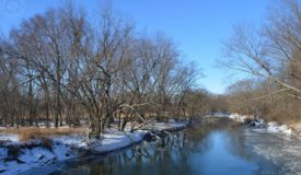 Affordable hunting and recreational property with Baraboo River frontage