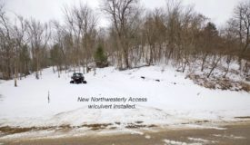 Premium Hunting Land Within Village of Soldiers Grove located in Southwestern Wisconsin