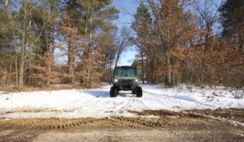 Trophy Whitetail Property for Sale in Adams County, WI