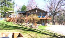Beautiful Custom-Built Home in Clark County WI