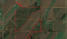 112 +/- Ac Hunting Land, Dodge County, Beaver Dam