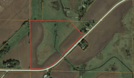 30 +/- Acres of Hunting Land / Farm land Dodge County WI