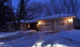Large Ranch Home in Wonewoc WI Juneau County