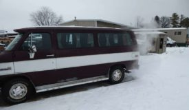 The Van, Crawler, Grader, Campers and More Online Only