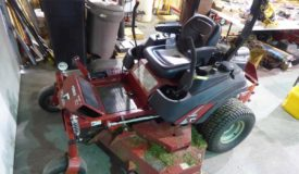 The Mower, Tools and Garage Items