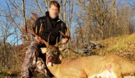 Monster Buck Hunting Land for Sale in Boscobel, WI