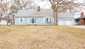 4 Bedroom Cape Cod Home for Sale Portage WI