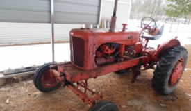 The Tractor, Camper, Trailer & Garage/Outdoor Items Online Only